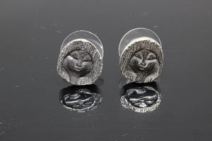 Silver Earrings 01-S