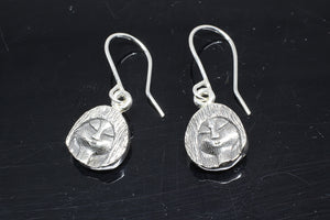 Cosanti Silver Earrings 01-W