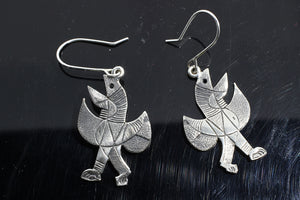 Cosanti Silver Earrings 07-W