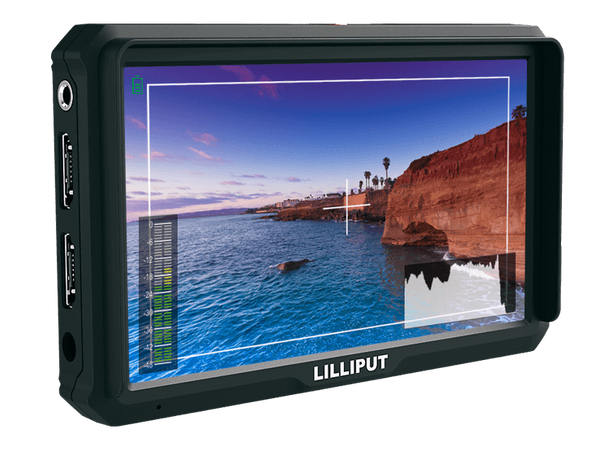 Monitor 4K 5 inci Lilliput A5