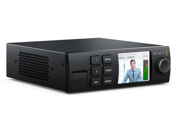 Blackmagic Design Web Presenter