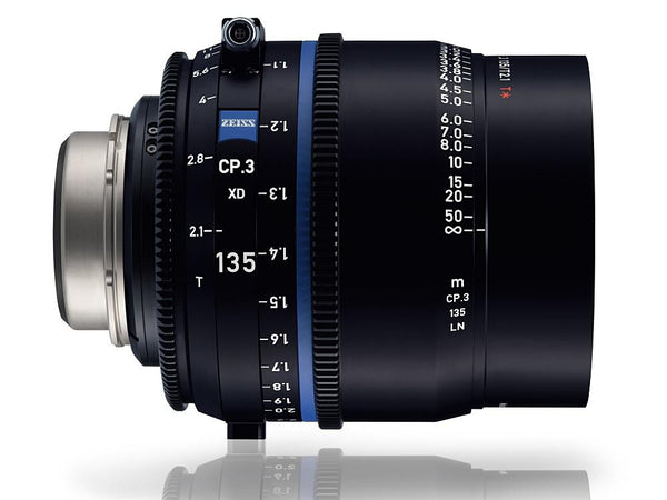 Obiective Zeiss CP.3 si CP.3 XD