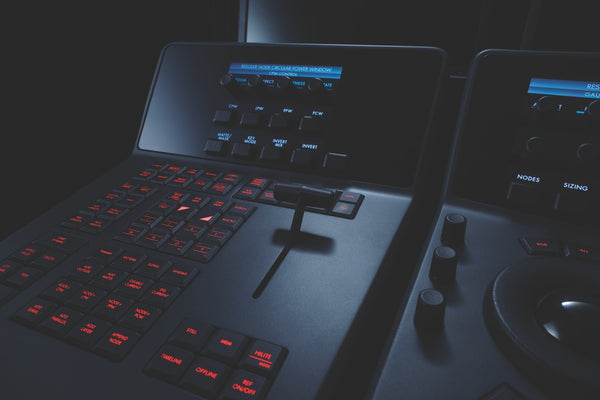 Blackmagic DaVinci Resolve Advanced Panel