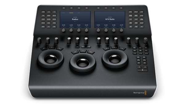Blackmagic DaVinci Resolve Mini Panel