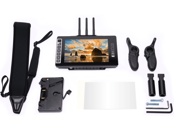 Kit SmallHD 703 Bolt (Gold Mount)