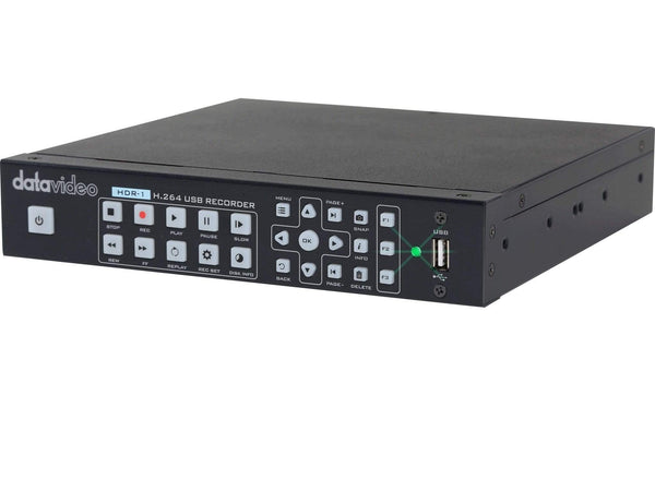 Recorder/ player digital H.264 DataVideo HDR-1