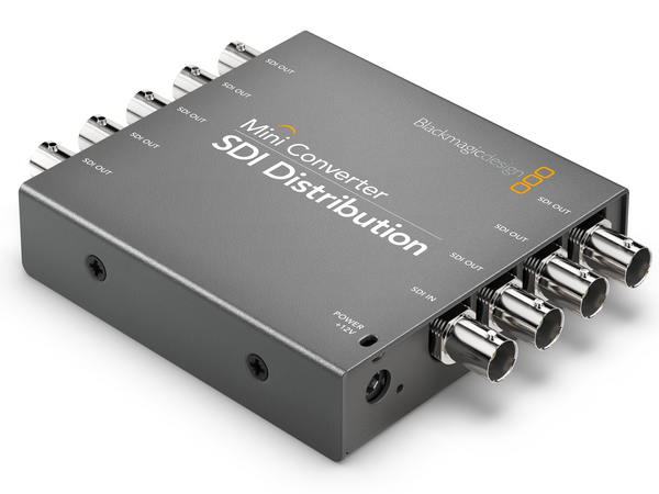 Blackmagic Mini Converter - SDI Distribution
