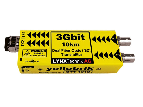 Transmitator DSI la fibra optica Lynx Technik OTT 1812