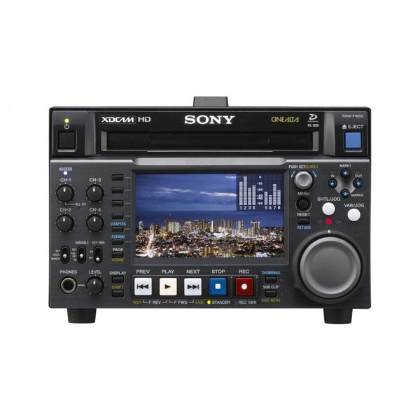 Recorder deck Sony PDW-F1600