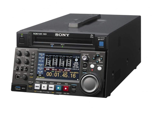 Recorder deck Sony PDW-HD1550