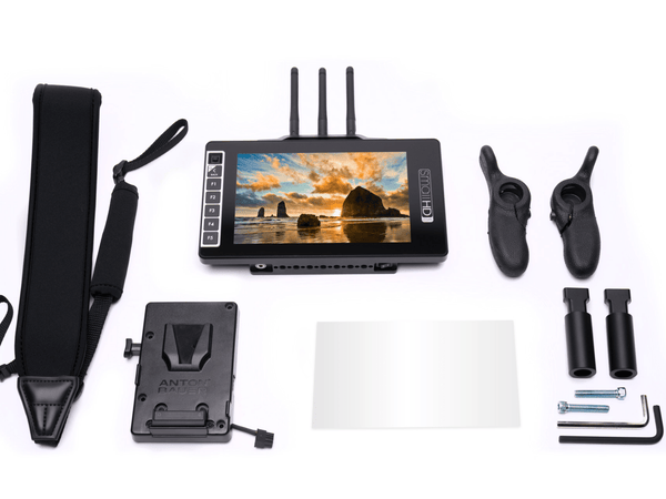 Kit SmallHD 703 Bolt (V Mount)