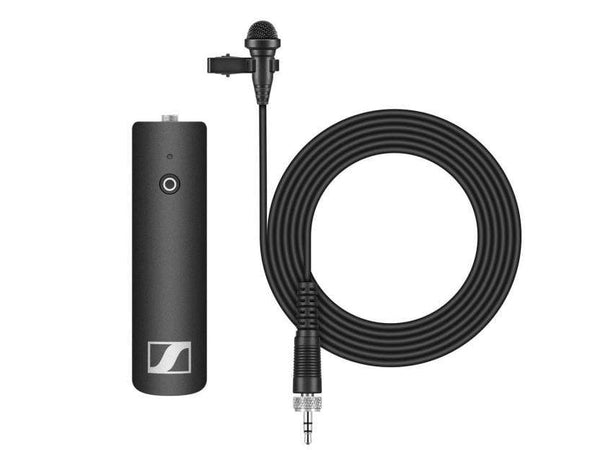 Made in Romania: Sennheiser XSW-D set lavaliera