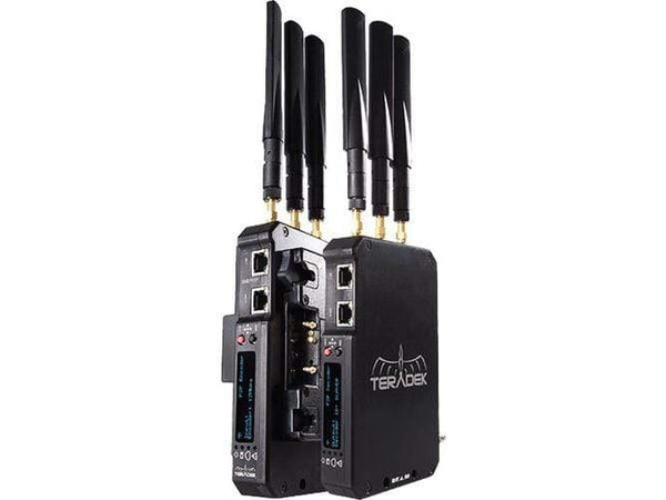 Set Teradek Beam Gold Mount