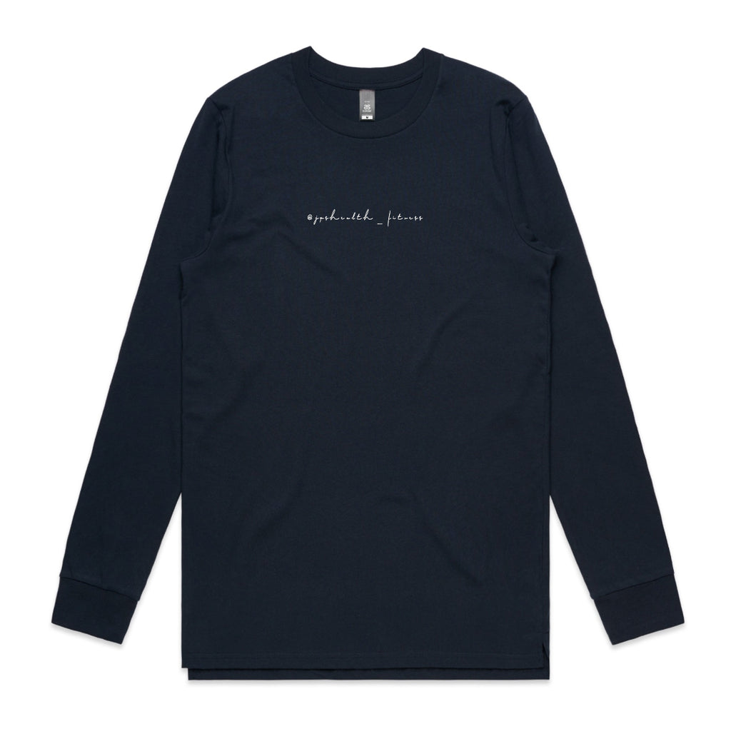 INSTAGRAM NAVY (MENS)