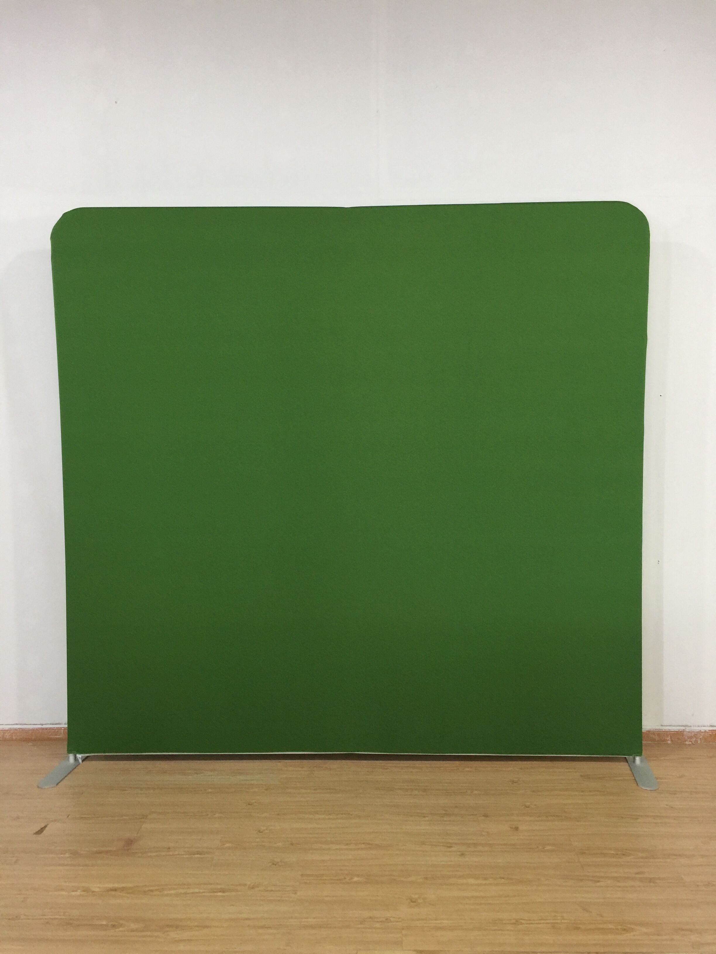 8x8 Pillowcase Tension Backdrop- Green Screen