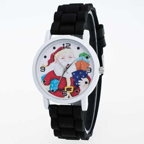 Christmas Gifts Children Strap Wrist Watch