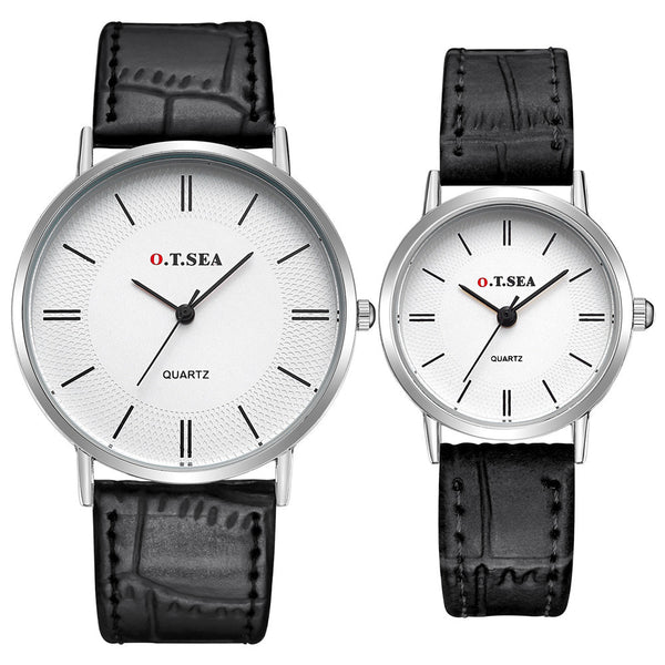 1 Pair Luxury Watch