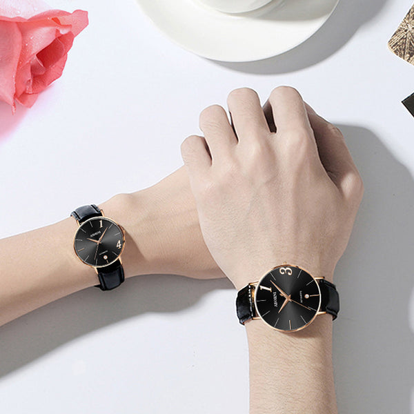 Fashion Couple Watch