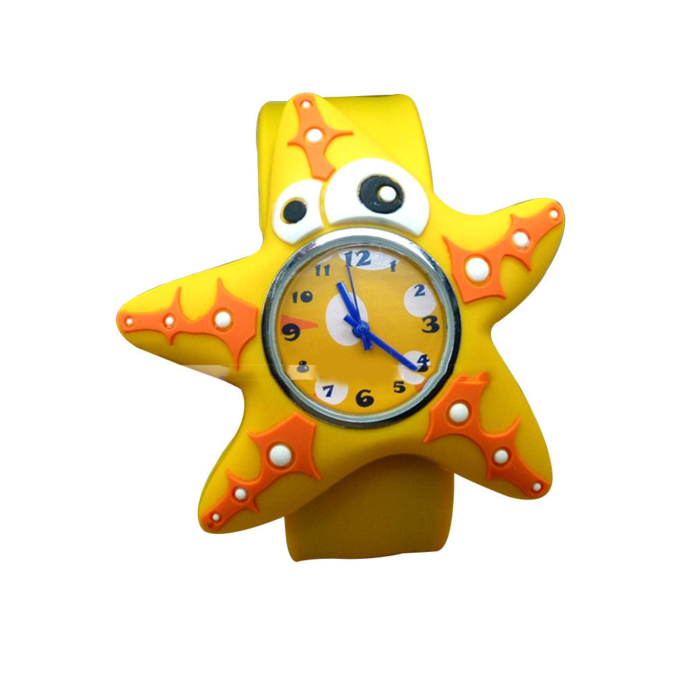 Cartoon Children Wrist Watch Teacher Gift for Kids