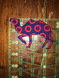 Phishimals handmade iron on Phish patch