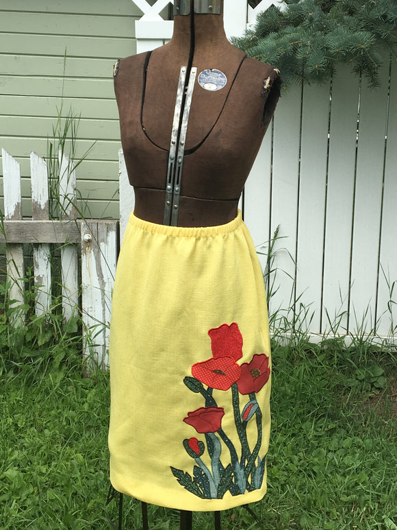 CLEARANCE! Upcycled Skirt