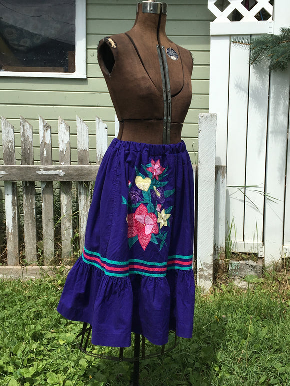Upcycled Skirt
