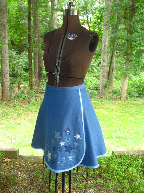 Handmade Wrap Skirt
