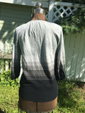 "CLEARANCE! ""Scents & Subtle Sounds"" Upcycled Sweater"