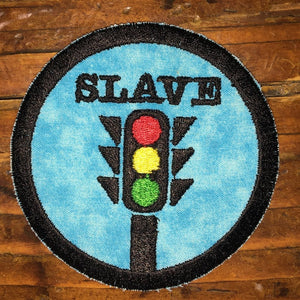 Slave to the Traffic Light, handmade Phish patch