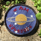 I am Hydrogen handmade Phish iron patch