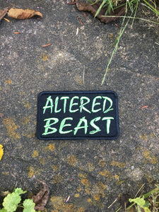 Altered Beast Handmade King Gizzard and the Lizard Wizard Patch
