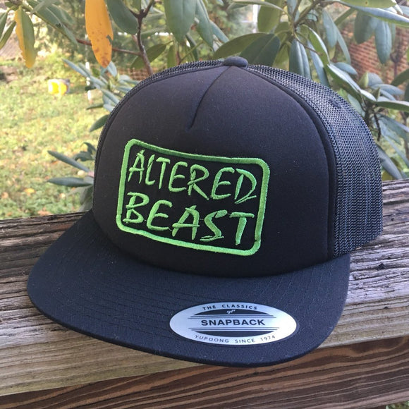 Altered Beast trucker hat
