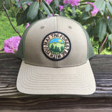 May the Forest Be With You low-profile Trucker Hat