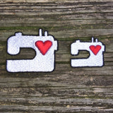 Sew Love handmade patch