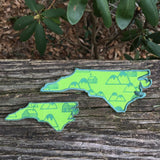 SALE!!  High Country North Carolina handmade iron on patch.
