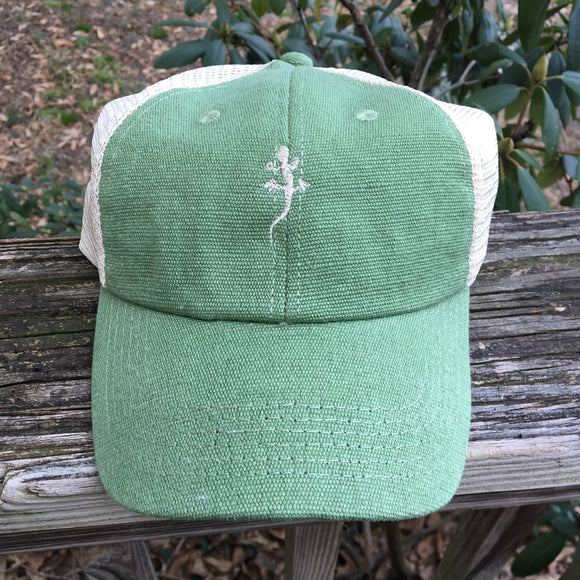 Hemp Lizard Phish hat