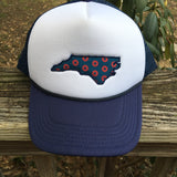 Phish NC foam trucker hat