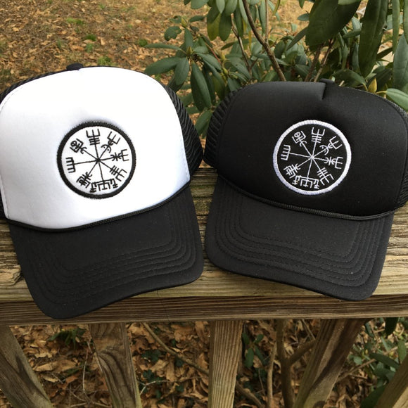 Vegvisir foam trucker hat