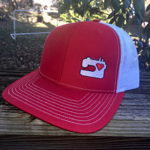 Sew Love trucker hat