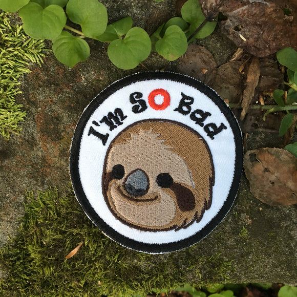 The Sloth handmade Phish patch