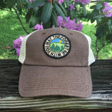 May the Forest Be With You Hemp Hat