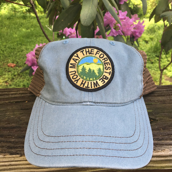 SALE!  May the Forest Be With You Soft Hat