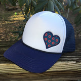 Phish Love foam trucker hat