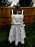 "Upcycled Dress ""Spring Fling"""