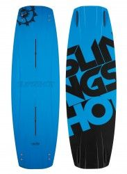 Slingshot Blue Pill 138 with Rad Bindings
