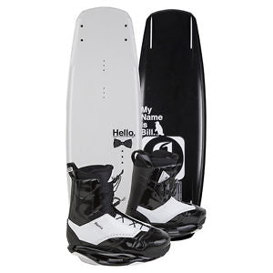Ronix Bill with Frank Boots