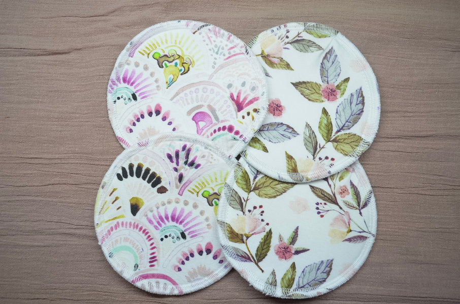 What are the real benefits of reusable breast pads?