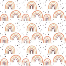Load image into Gallery viewer, Burp Cloth - Rainbow Drops