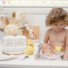 Load image into Gallery viewer, Baby Duo (Hair/Body Wash & Lotion + Tray - Gentle Pear)