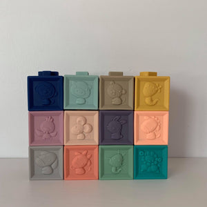 Silicone Sensory Building Blocks